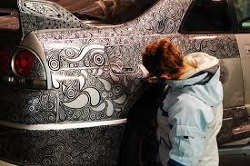 Sharpie Car