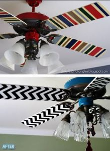 Sharpie Ceiling Fans