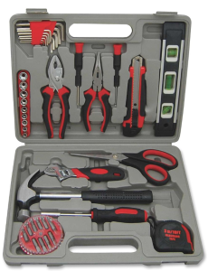 Genuine Joe 42-piece drill set
