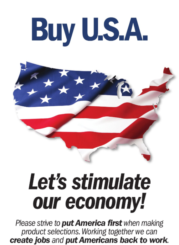 Stimulate our Economy