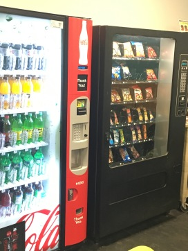Breakroom-Vending Machines