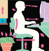 Sitting Graphic
